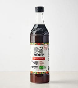 extrait vanille bourbon bio Norohy