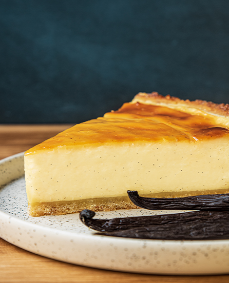 recette norohy vanille tahiti flan